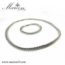 نیم ست مردانه زیورآلات مارون MMS05