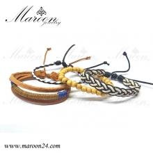 دستبند مردانه زیورآلات مارون MMD63
