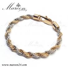 دستبند مارون با کریستال های سواروفسکی CD60