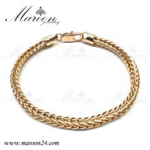دستبند بافت طنابی مارون CD73