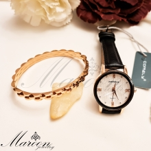 ست ساعت و دستبند لارن CW01